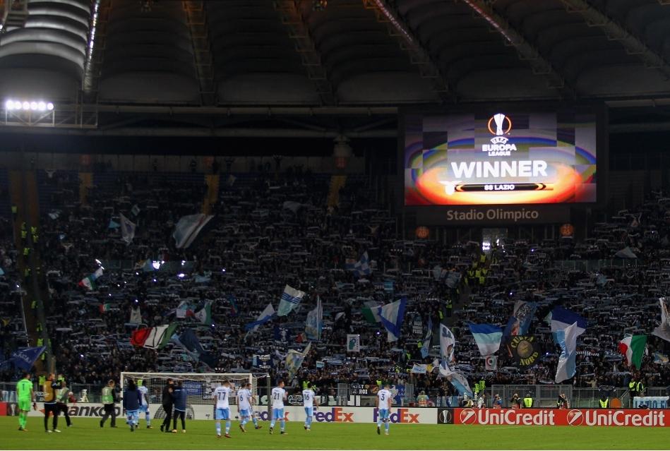 SS Lazio v OGC Nice - UEFA Europa League