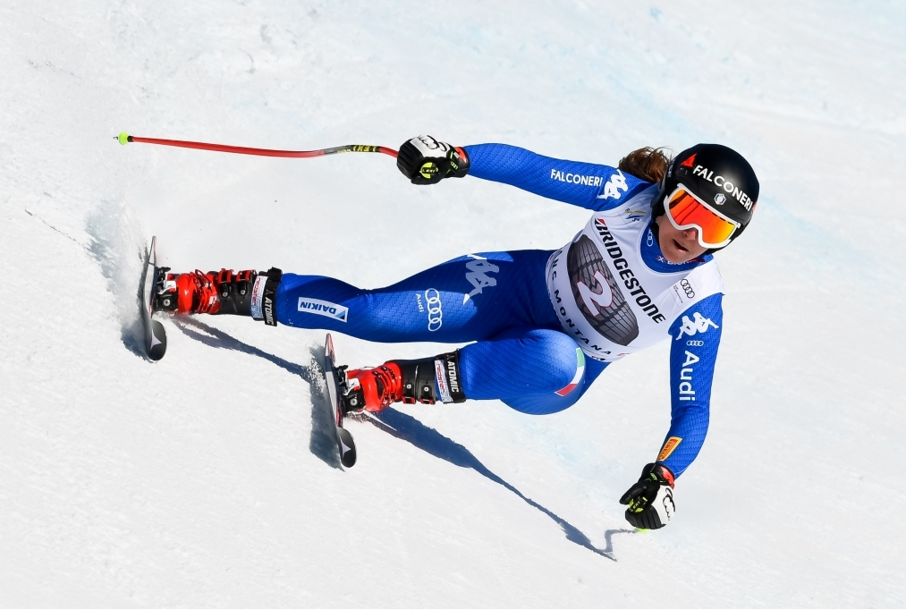 Audi FIS Alpine Ski World Cup - Womens C