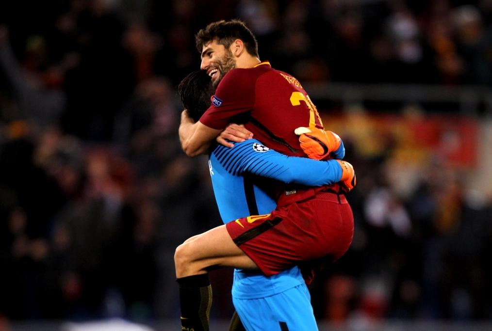 AS Roma v Shakhtar Donetsk - UEFA Champi