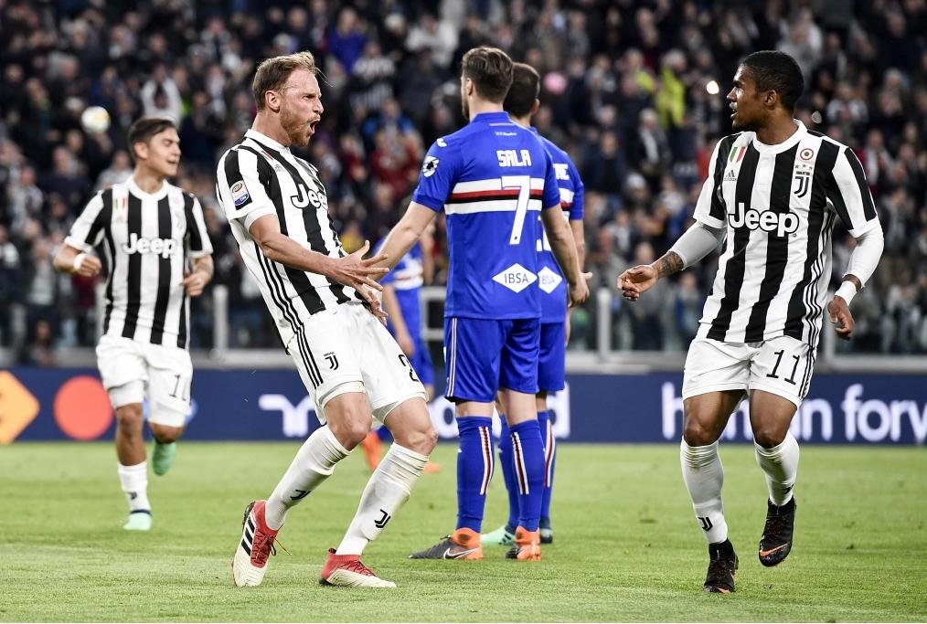 Juventus v UC Sampdoria - Serie A