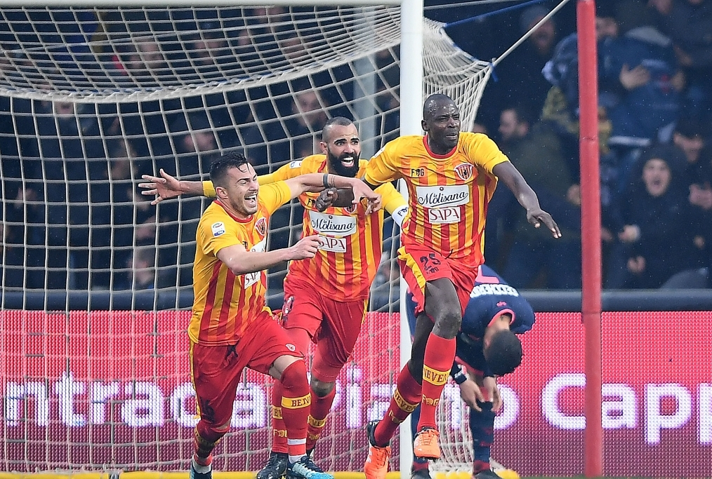 Benevento Calcio v FC Crotone - Serie A