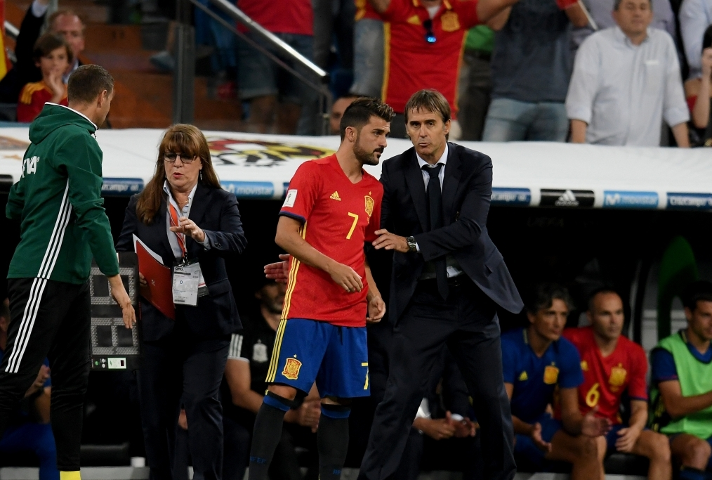 Spain v Italy - FIFA 2018 World Cup Qual